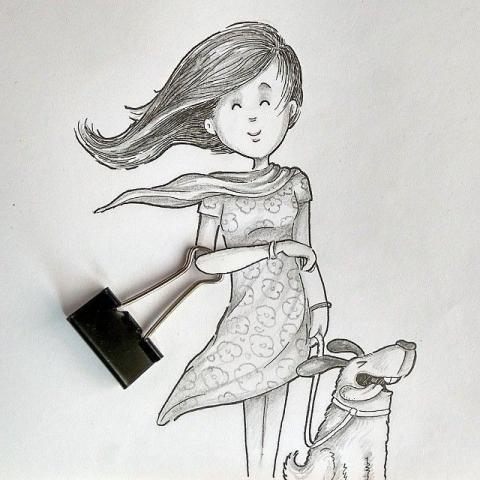 Оптимістичні і забавні малюнки (28 фото) (21)