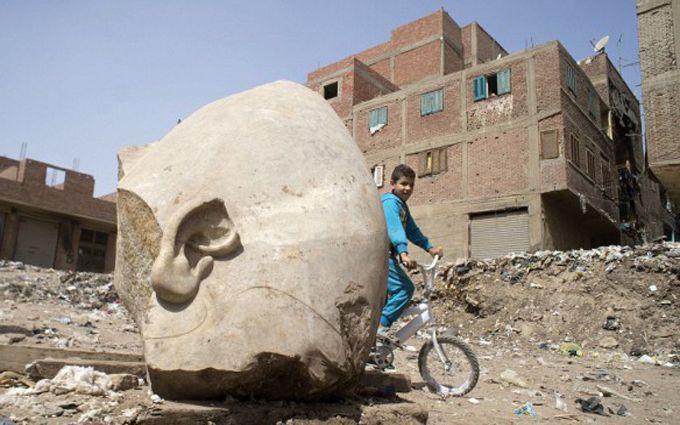 В сети появилось видео громкой находки археологов в Египте