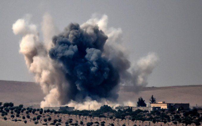 У Сирії коаліція завдала потужного удару по силам Асада, багато загиблих