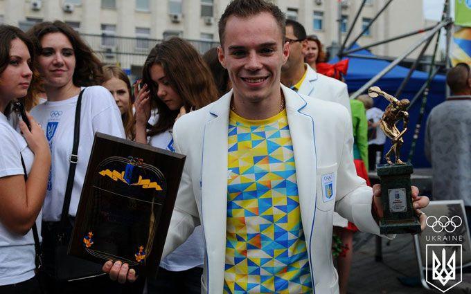 Кращий олімпієць України поскаржився на квартирне питання