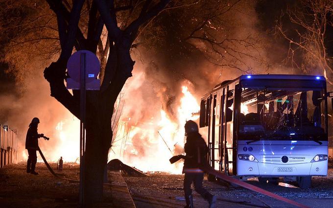 Стал известен организатор теракта в Анкаре