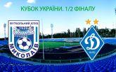 Николаев - Динамо - 0:4 Видео голов