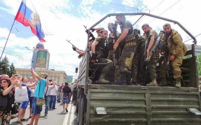 СБУ показала, хто воює на Донбасі: відео із затриманим бойовиком