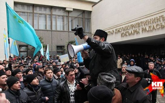 """Крымские татары могли не допустить оккупации полуострова, но их """"проработали"""" россияне - соратник Яроша"""
