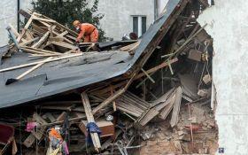 Вибух і обвал будинку в Польщі: число жертв знову зросло