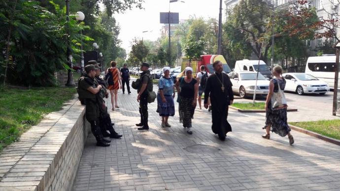 Крестный ход в Киеве: все подробности, фото и видео (18)