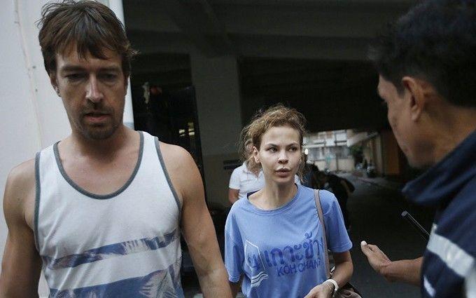 Леслі зРибкою застрягли уТаїланді надовго: пред'явлені новi звинувачення