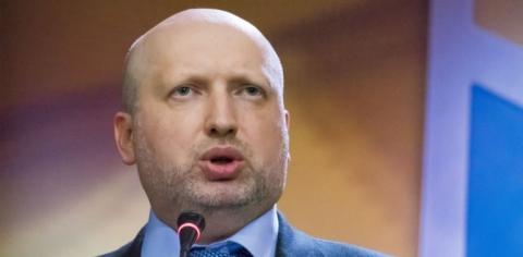 """Турчинов: """"Путін не обмежиться Сирією"""""""
