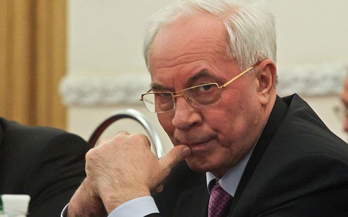 У Гройсмана пояснили, де Азаров може отримати пенсію