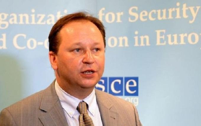 Україна зробила в ОБСЄ заяву щодо Росії