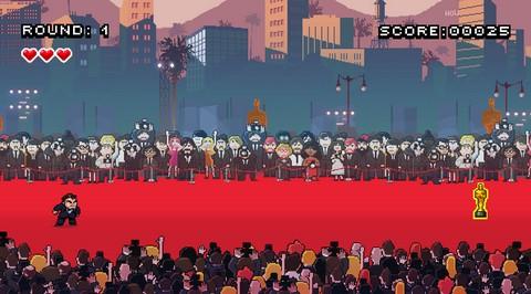 Ди Каприо стал героем игры про погоню за Оскаром (1)