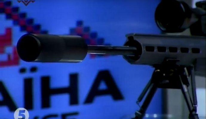 В Україні представили модернізовану версію легендарної російської гвинтівки (відео)