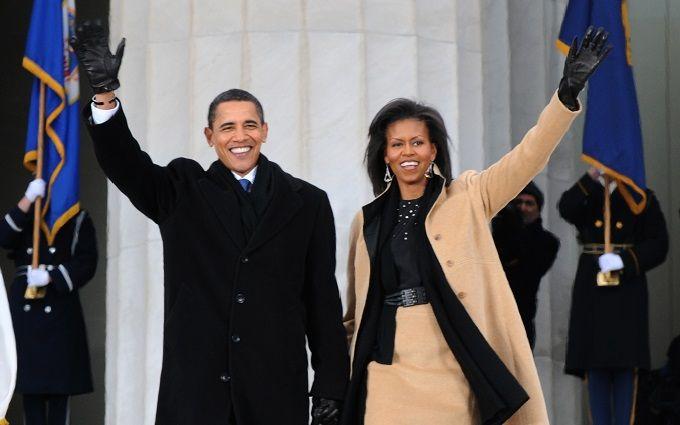 Барак и Мишель Обама перетанцевали всех на концерте Бейонсе - видео