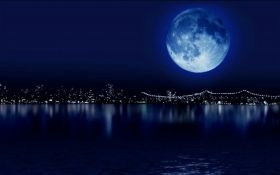 """Вторая """"Голубая Луна"""": когда украинцы смогут увидеть редкое явление"""
