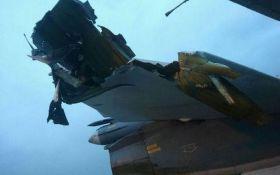 Обстрел авиабазы РФ в Сирии: опубликованы фото с места
