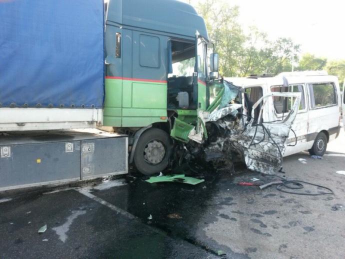 У страшній ДТП в Росії загинули українці: опубліковані фото (1)