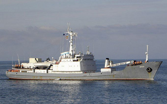 Экипаж затонувшего судна «Лиман» возвратят в РФ самолетом