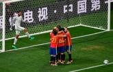 Испания с разгромом вышла в плей-офф Евро-2016: опубликовано видео