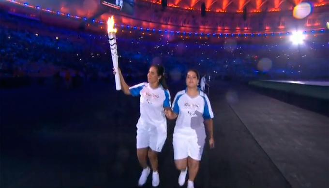 Церемония открытия Паралимпиады-2016: фото и видео из Рио (9)