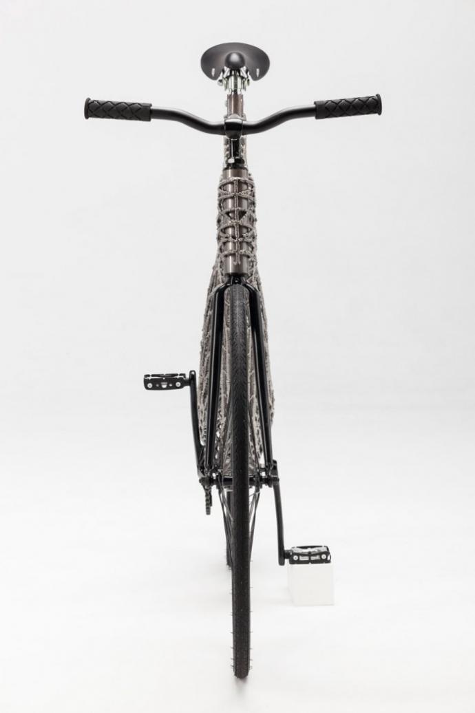 Студенты из Нидерландов создали велосипед с помощью 3D-печати (фото) (2)