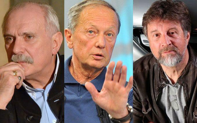 СБУ заборонила в'їзд в Україну Міхалкову, Задорнову, Ярмольнику та іншим російським артистам