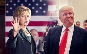 Клінтон назвала Путіна серед причин своєї поразки на виборах, Трамп глузливо відповів