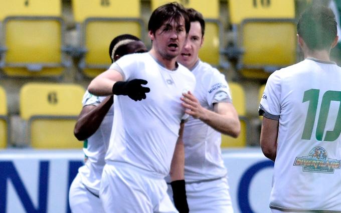 Мастерство не пропьешь: Милевский забил очередные голы за новую команду