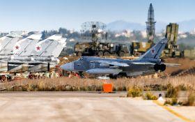 В Сирии обстреляли российскую авиабазу, есть жертвы