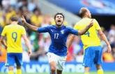 Бразилец вывел Италию в 1/8 финала Евро-2016: опубликовано видео