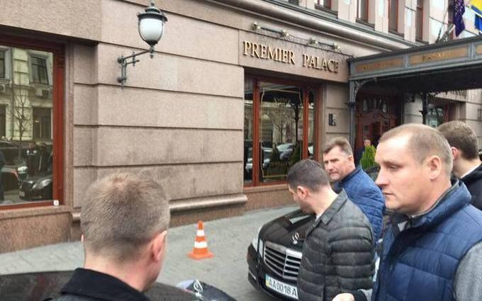 Стрілянина в центрі Києва: убитий колишній російський депутат