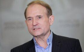 Медведчук - Зеленскому: Вы президент или начальник колониальной администрации?