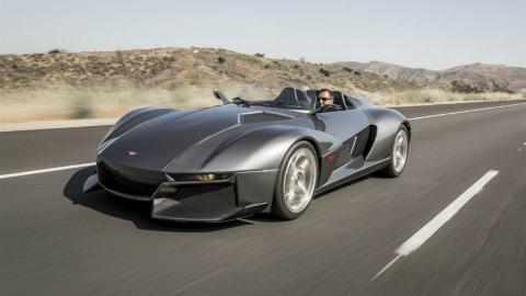 Rezvani розробляє «заряджену» версію спорткара Beast (4 фото) (1)