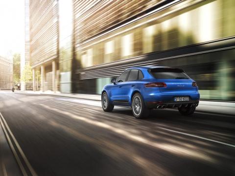 У Porsche думають про створення дводверного молодшого брата Macan (7 фото) (2)