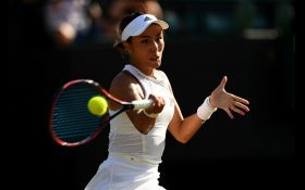 Наньчан (WTA). Ван Цян справилась с британкой