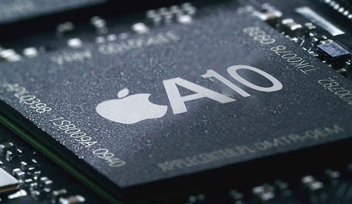 Apple сделала заказ на однокристальные системы A10 для смартфонов iPhone 7