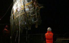 Катастрофа Ту-154: в Росії розповіли, як саме падав літак