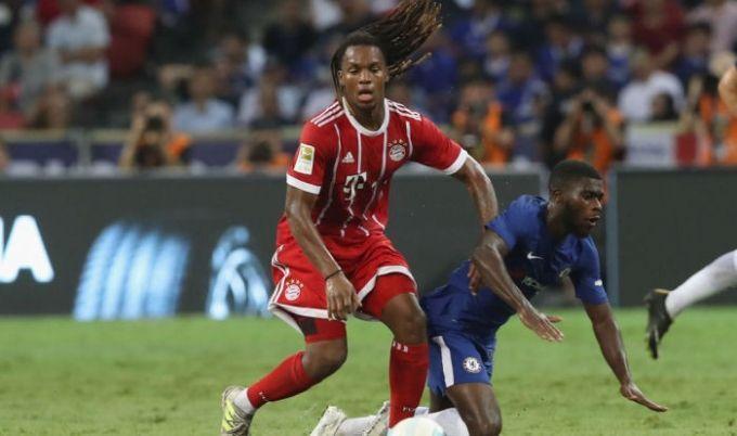 Полузащитник «Баварии» Ренату Саншеш перейдет в«Милан» за €40 млн