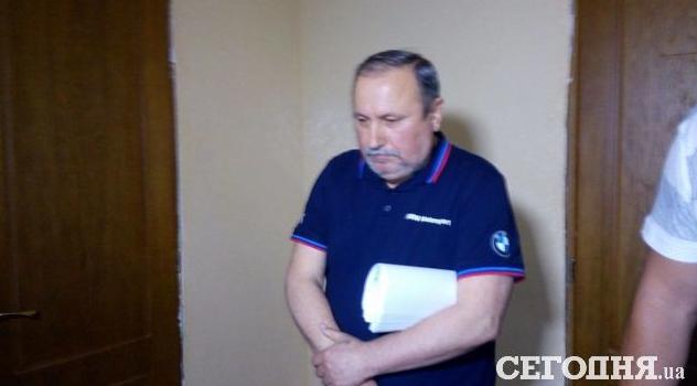 Спійманий на хабарі заступник губернатора здивував розповіддю в суді: опубліковані фото (1)