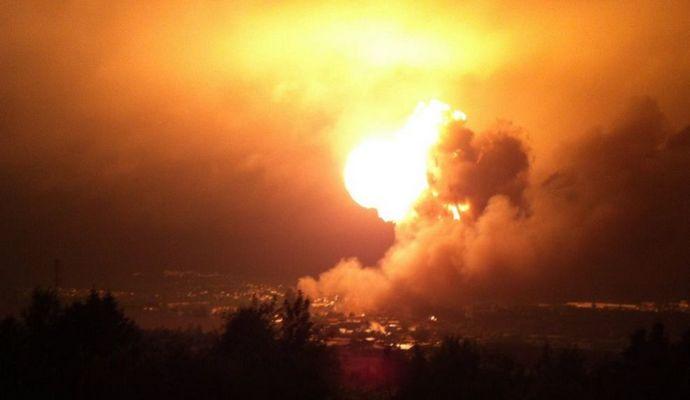 США разбомбили бензовозы и военный завод ИГИЛ