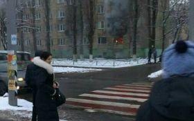 У Києві сталася серйозна пожежа в житловому будинку: опубліковано фото