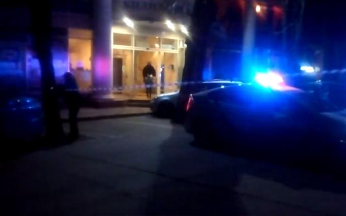 В центре Одессы грабители напали на инкассаторов, есть убитые: видео с места нападения