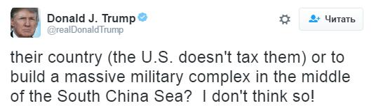 А вы нас спрашивали? Трамп резко ответил на критику из Китая (2)
