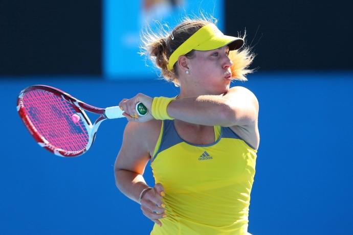 Українка Світоліна пробилася до другого кола Australian Open