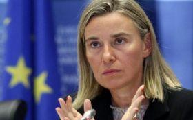 Главная дипломатка ЕС Могерини решила завершить карьеру