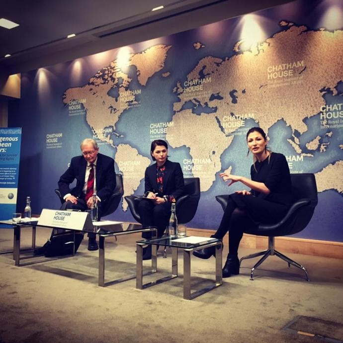 Мир не готов отвоевывать Крым, но есть те, кто мог бы помогать активнее – замминистра информполитики Эмине Джапарова (1)