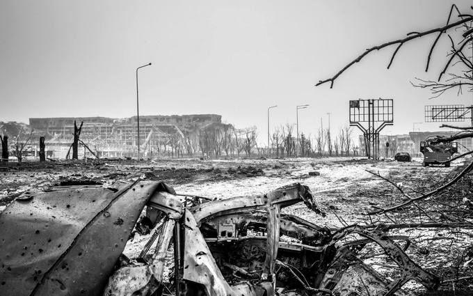 В одній з атак у бойовиків полягло більше 100 чоловік - військовий з АТО
