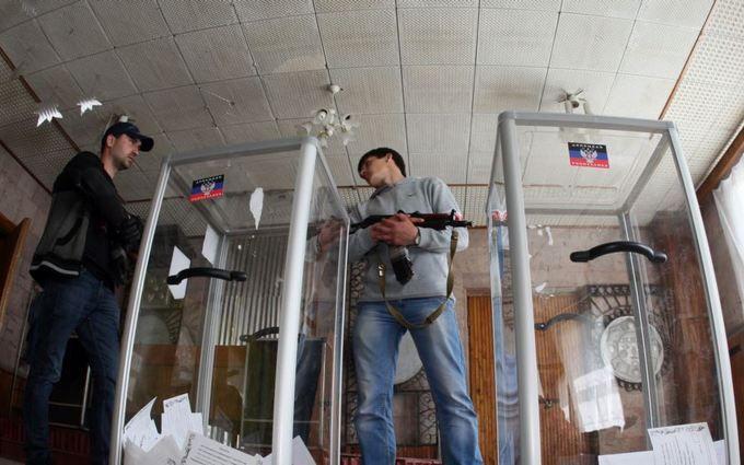 """Загрожує до 10 років в'язниці: організатору """"референдуму за ЛНР"""" повідомили про підозру"""