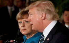 Переговоры Трампа и Меркель - появились первые подробности
