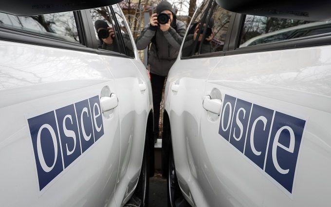 ОБСЄ знову викрила бойовиків ДНР у брехні