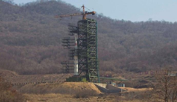 Северная Корея планирует запуск спутника в этом месяце